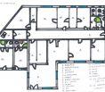 Č. Brod (GA): Predaj reknštr.budovy 412m2_2x garzónka, kancelárie, sklady, 4x kúpeľňa_pozemok 1603m2