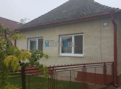 MAXFIN REAL na predaj starší 4 izb RD v Rišňovciach