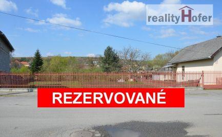 Rezervované - Veľký pozemok so starším RD, 56eur/m2, Veľký Šariš, Prešov