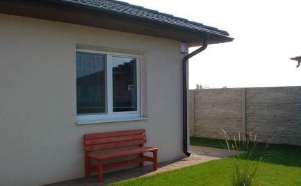 Prakticky riešený, moderný 4 izb bungalov v obci Hviezdoslavov