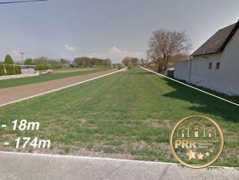 Stavebný pozemok - Trenčianska Teplá - EXKLUZÍVNE IBA U NÁS!