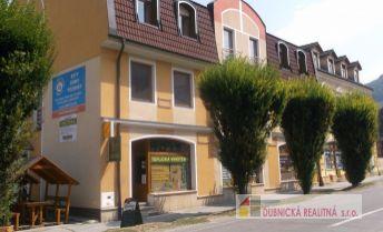 Ponúkame Vám na podnájom dvojizbový apartmán 93 m2, Trenčianske Teplice.