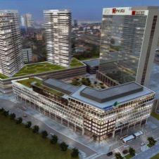 3 izb byt s krásnym výhľadom v PANORAMA City v blízkosti NC EUROVEA