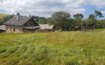 POZEMOK na predaj 1417m2, obec ŽATKOVCE, okres Prešov