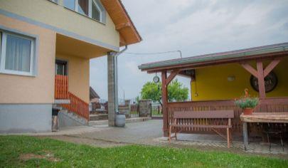 RD s krásnym pozemkom (1527 m2), Sp. Tomášovce