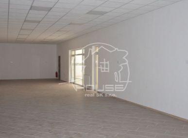 PRENÁJOM: nebytový obchodný priestor, novostavba, Senec, Lichnerova ulica