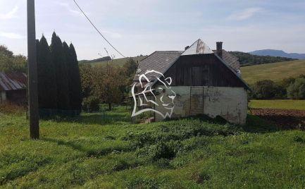 Starší dom v prírode