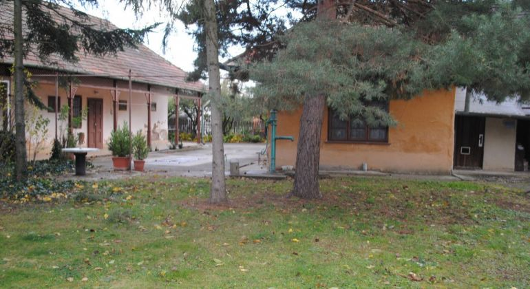 Rodinný dom v pôvodnom stave Želiezovce