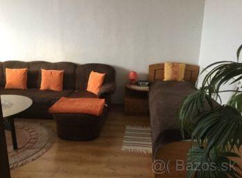 Na predaj útulný 1i byt, dve loggie ulica Levočská