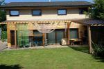 Predaj rodinný dom,novostavba na Vajnorských jazerách s pozemkom a parkovaním