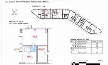 Super ponuka, na predaj Cestovná kancelária - polyfunkčný objekt vo výstavbe, Trenčianske Teplice