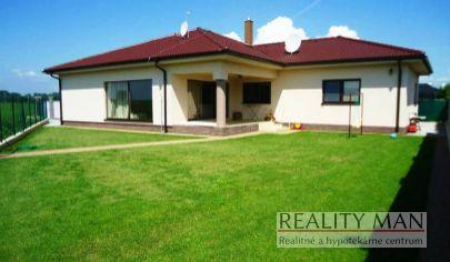 REALITY MAN – 5 izb. bungalov 220 m2, pozemok 644 m2 - Ducové