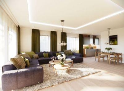 II. ETAPA Rezidencia Miloslavov: 4i mezonet 109,5 m2