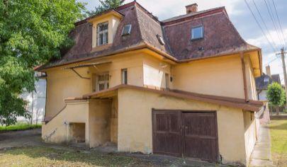 Meštiansky dom blízko centra Spišská Nová Ves