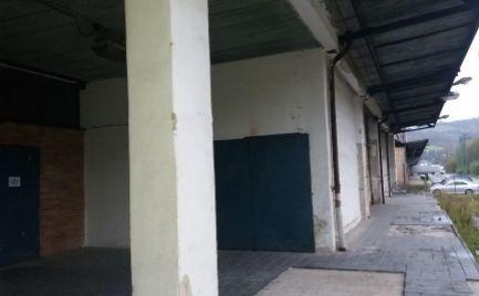 Výrobna hala v Čadci na prenájom, 4698 m2