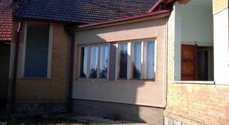 Na predaj rodinný dom v obci Gbelce