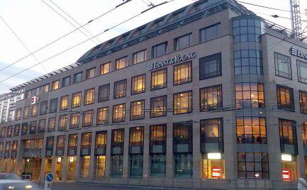 Reprezentatívne kancelárske priestory v centre mesta, Hodžovo nám.