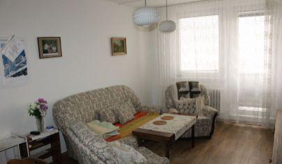 BRATISLAVA 3 izbový byt, 5 poschodie,  ul. Vilova Petržalaka