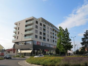 Nový 2 izbový byt v centre, 53 m2,výťah, balkón, Nitrianska ul.,Piešťany