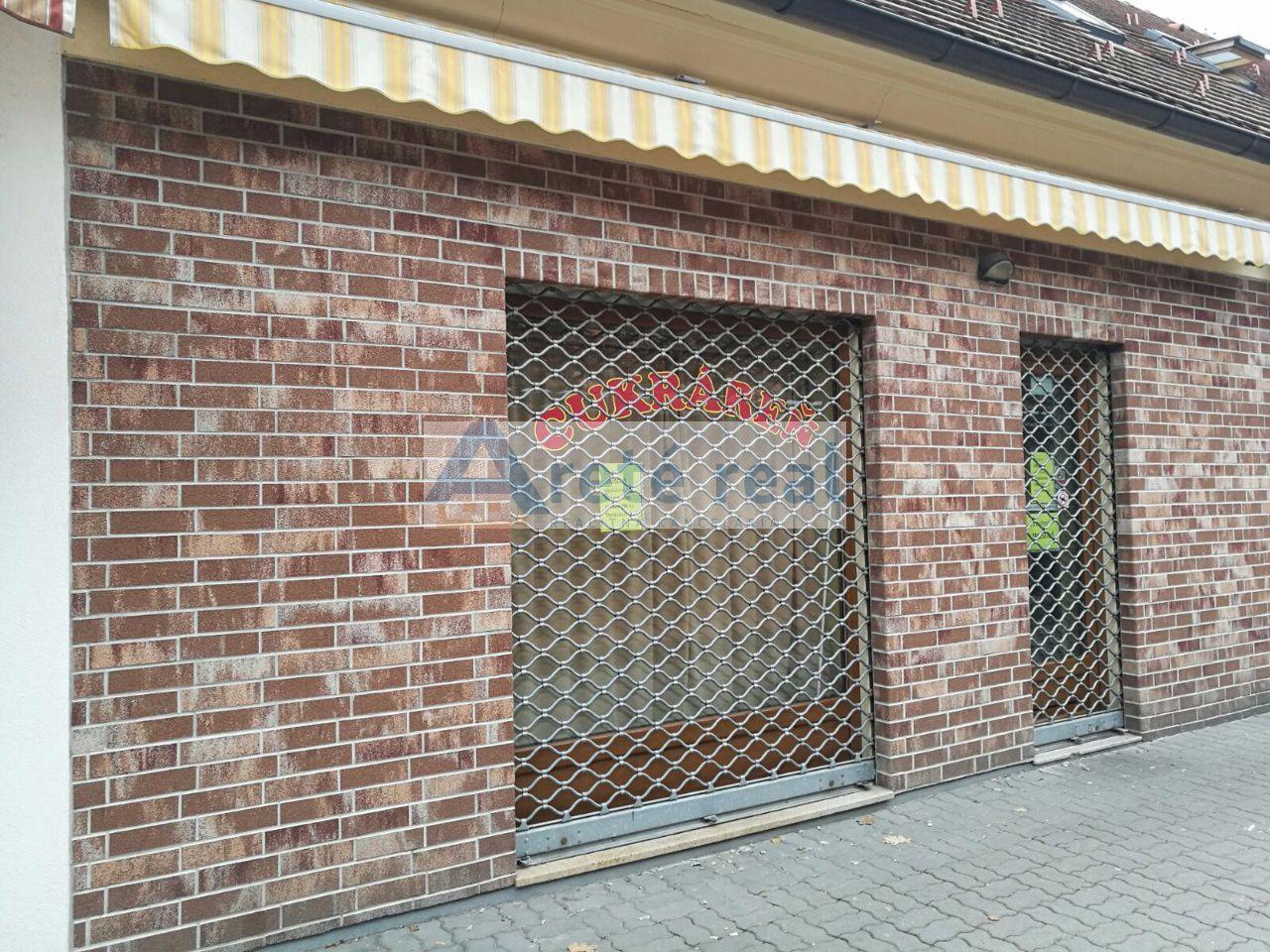Areté real, Prenájom obchodného priestoru v tesnej blízkosti centra mesta Pezinok