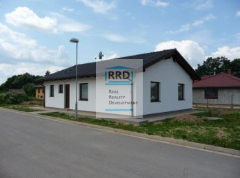 Novostavba RD Košťany