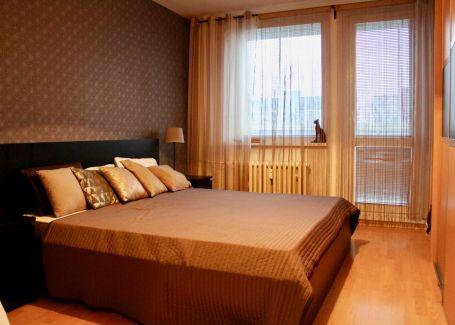PREDANÉ -  3izb.byt s klimatizáciou, Muškátová, Ružinov 67m2