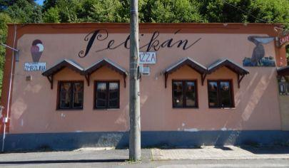 Predaj zariadeného baru s terasou v obci Kluknava