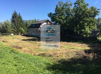 Pozemok na výstavbu RD Karlová