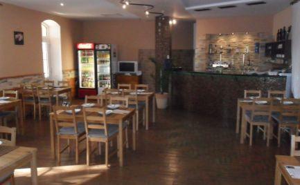 Prenajmem zariadenú reštauráciu v centre Nitry.