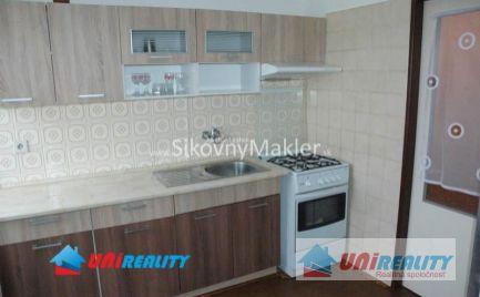 RYBANY - 3 izbový byt / Veľkometrážny / plastové okná / Garáž / IBA U NÁS !!!