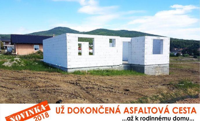 4-izbový rodinný dom vo výstavbe - ŠTITÁRE - len 5 km od Nitry