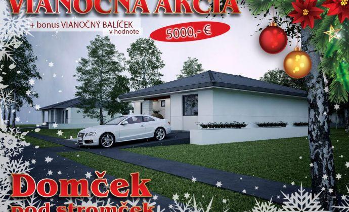 DOMČEK POD STROMČEK 4-izbový dom Štitáre len 5 km od Nitry.