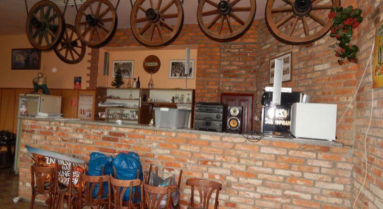 Reštaurácia na predaj, Slovenské Právno, okres Turčianské Teplice