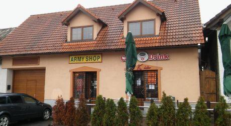 Prenájom obchodného priestoru, Zvolenská Slatina