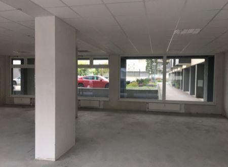 Obchodné priestory 137m2 v Podunajská ul.