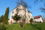 PRENÁJOM : 2 izb byt vo veľkom  dome v Banskej Štiavnici s krásnym výhľadom na Kalváriu