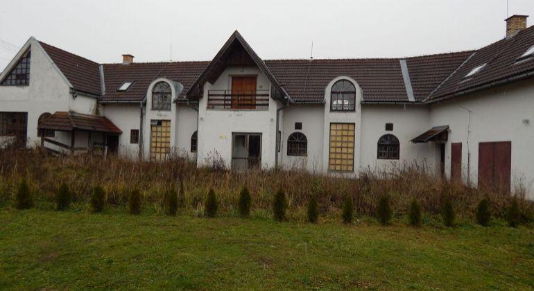 Na predaj polyfunkčný dom v obci Rudno, okres Turčianské Teplice