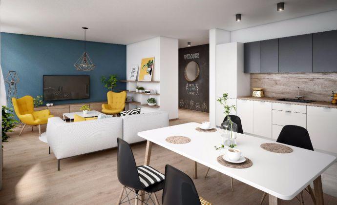 Projekt Rodinné byty Zlatovská, 3 izbový byt č. 231/Z2/3NP