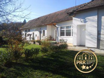Predaj RD s pozemkom 1102m2 v obci Čuklasovce pri Bánovciach n/B.