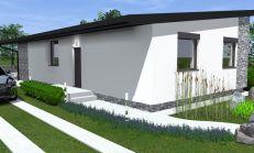 Novostavba v obci Gyňov