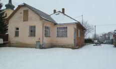 3i RD v pôvodnom stave v obci Komárovce