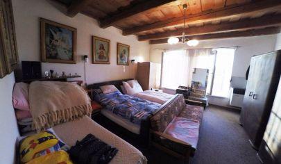 NITRIANSKA BLATNICA 3 izb. dom, pozemok 715 m2, okr. Topoľčany