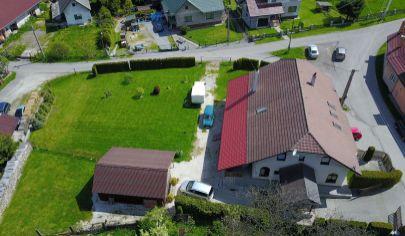 HORNÁ ŠTUBŇA  penzión s terasou na poz. 1751m2, okr. T.Teplice