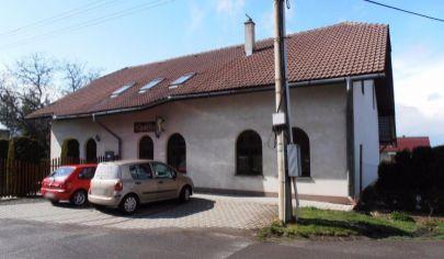 HORNÁ ŠTUBŇA  viacgeneračný rodinný dom na poz. 1751m2, okr. Tur.Teplice
