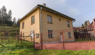 Rodinný dom Novoveská Huta