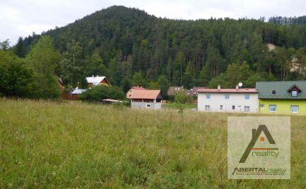 Predaj stavebného pozemku v Tatranskej Kotline