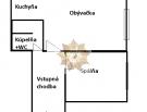 Prenájom 2 izb.byt Bratislava I.