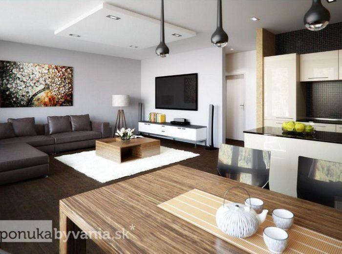 PREDANÉ - Drotárska cesta, 3-i byt, 203 m2 – novostavba, tehla, PENTHOUSE, obrovská terasa s krásnym výhľadom, prestížne bývanie PRI HORSKOM PARKU