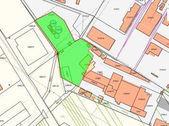 Priemyselný areál/pozemok na predaj - skladové priestory, výrobné priestory, obchodné priestory, parkovacie priestory,..