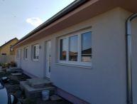REALFINANC - 100% aktuálny! 2 x 4 izbový Rodinný Dom, Novostavba, zastavaná plocha každý 118 m2, pozemok 335 a 300 m2 !